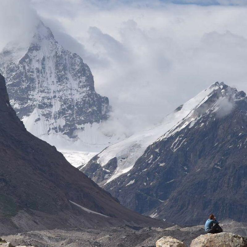 Hagshu (6515m) | Zanskar