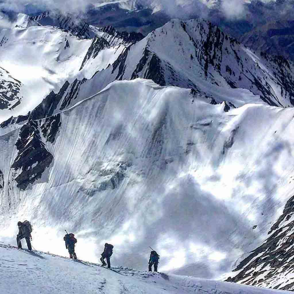 Stok Kangri | A quick 6000 meter peak in a weeks time – 6153m