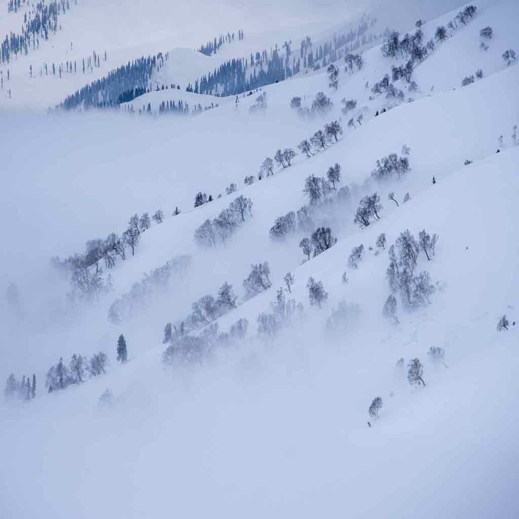 Kashmir | Gulmarg Backcountry Skiing & Splitboarding