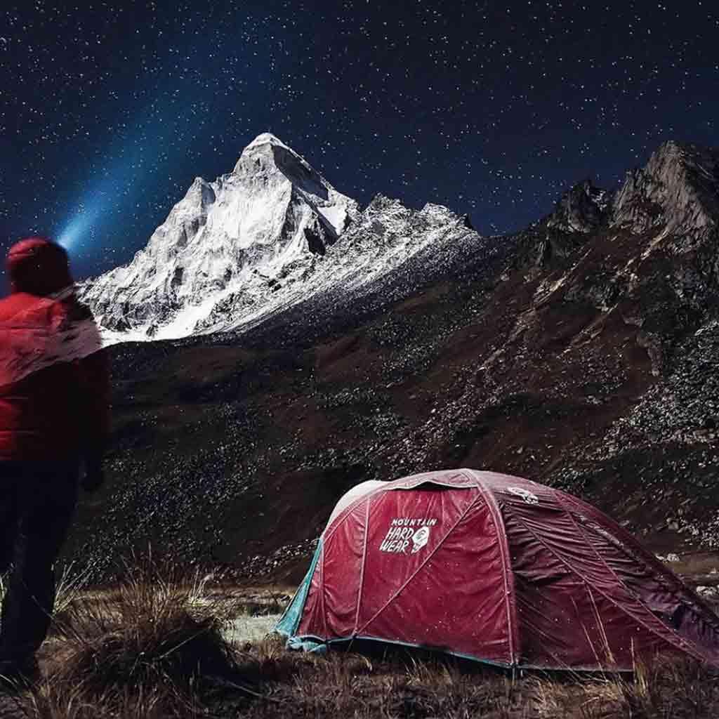 Mt. Shivling | 6543m