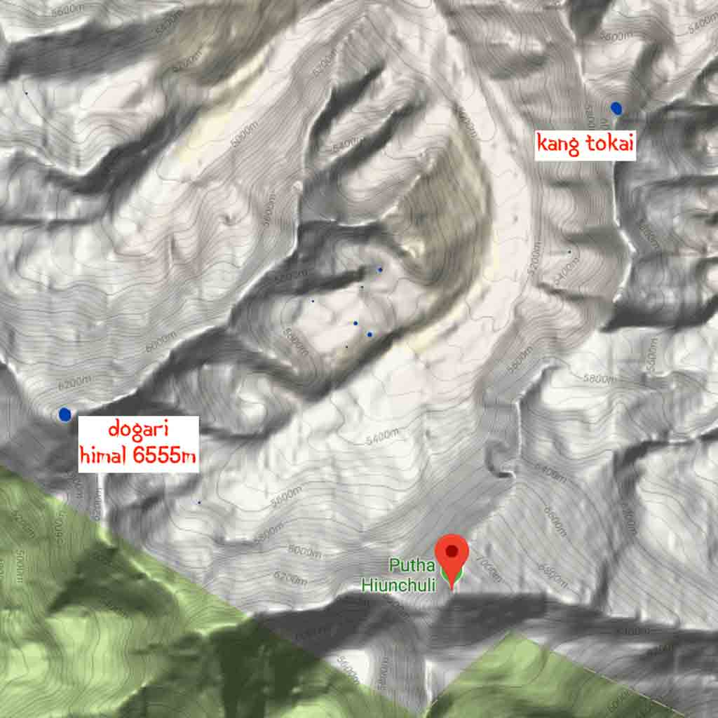 Unclimbed Dogari Himal (6555m) | Western Nepal
