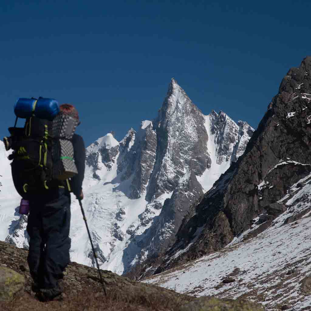 Kishtwar Peaks Exploratory | 6000m+